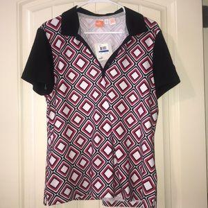 Sz xl puma dry cell golf shirt NWT